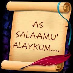 Assalamu'alaikum.. Salam Sapa Cintashaliha
